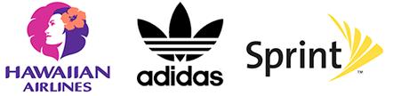 Λογότυπο από σύμβολα και γράμματα